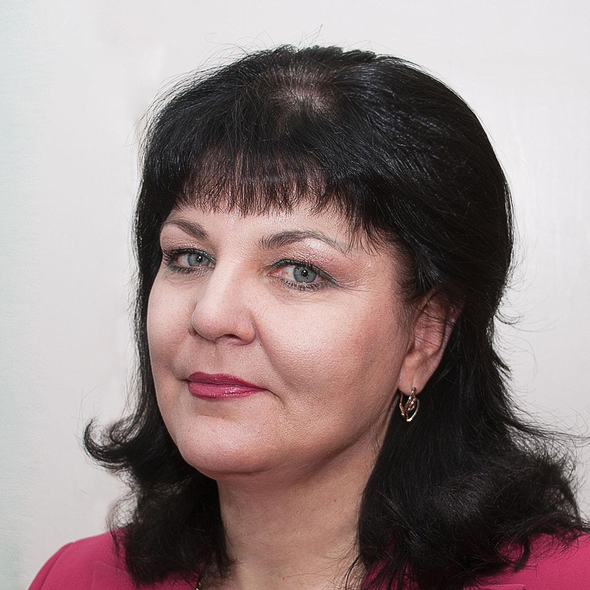 Ирина Сергеевна Андреева