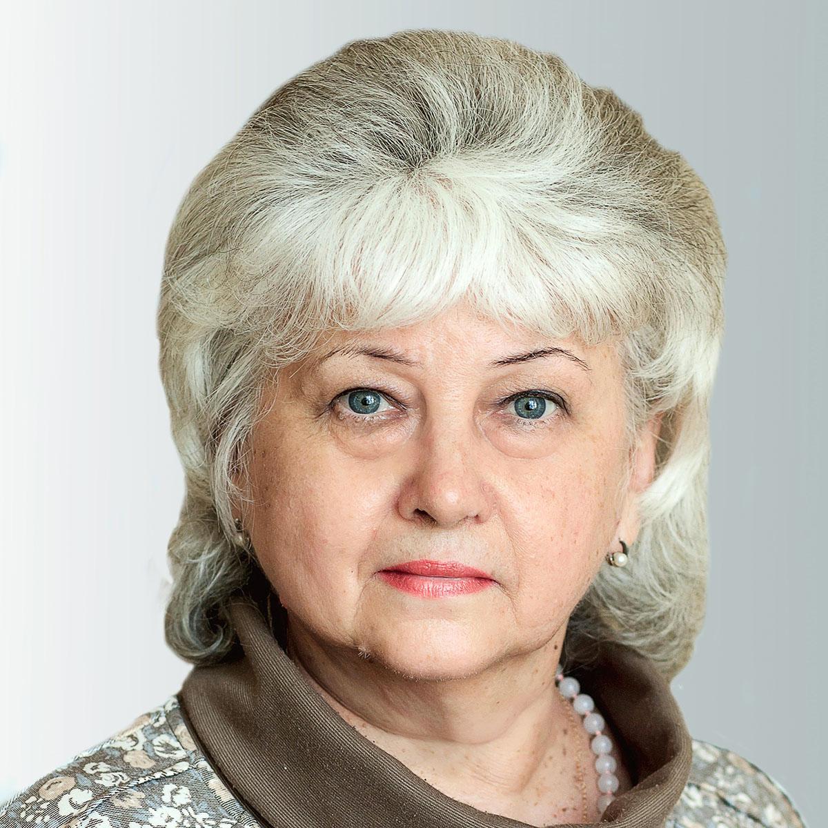 Наталья Петровна Братанова
