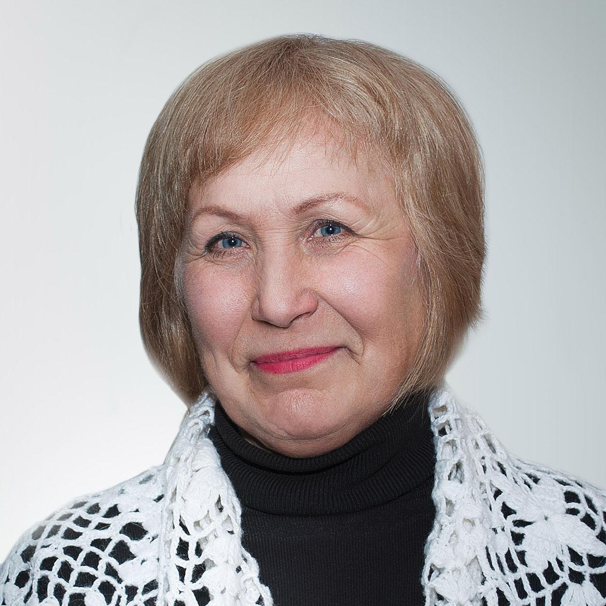 Любовь Алексеевна Емельянова