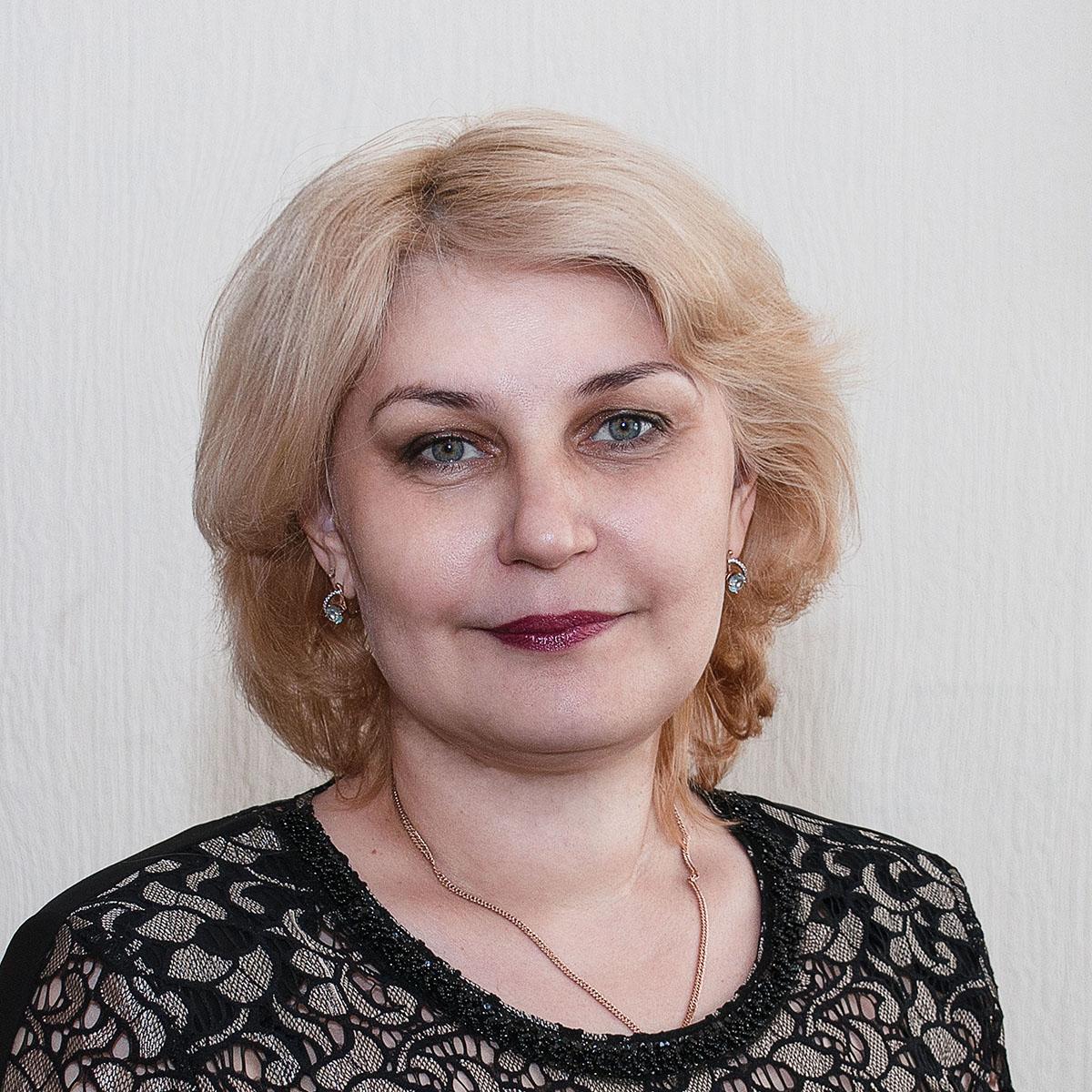 Юлия Геннадьевна Галкина