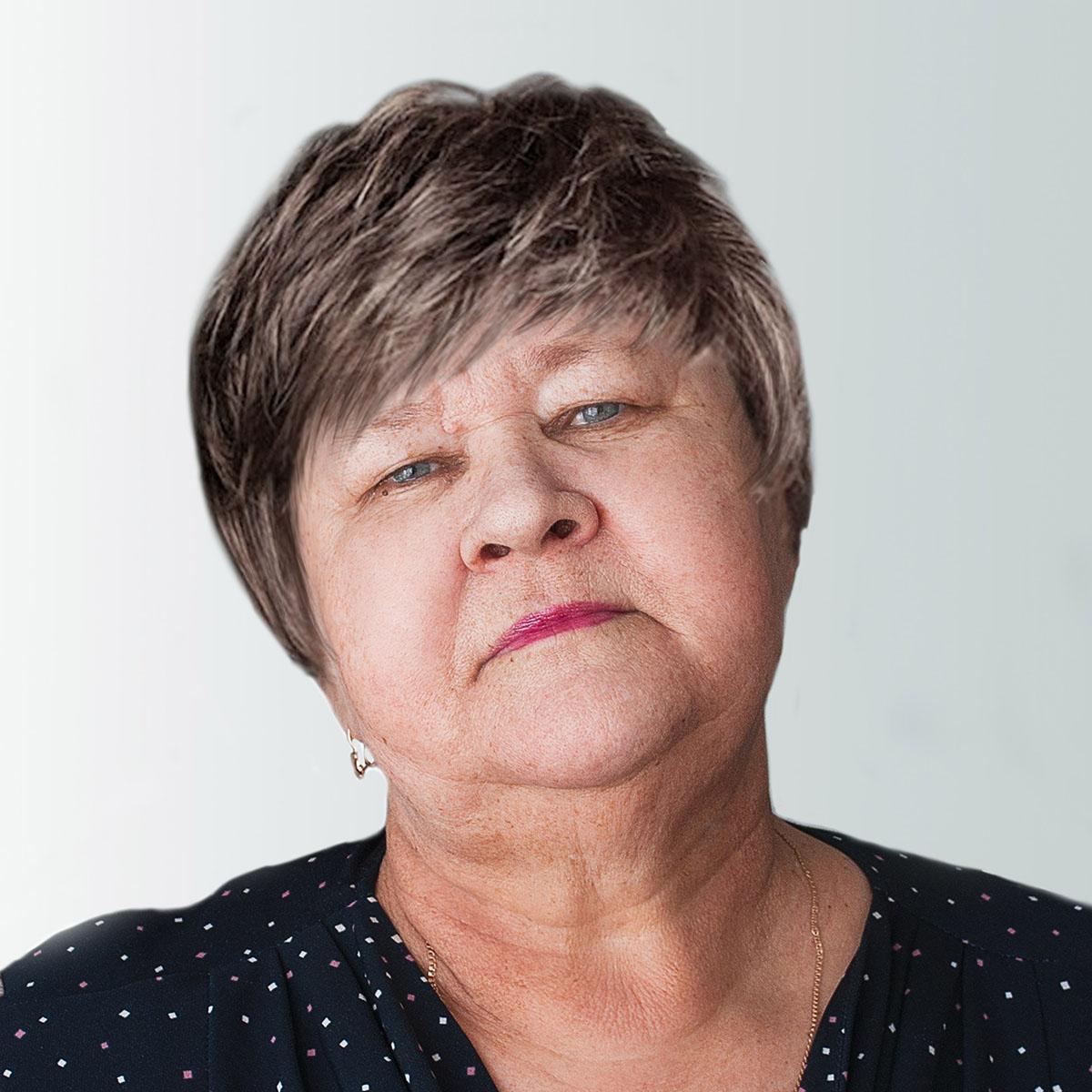 Нина Михайловна Сириченко