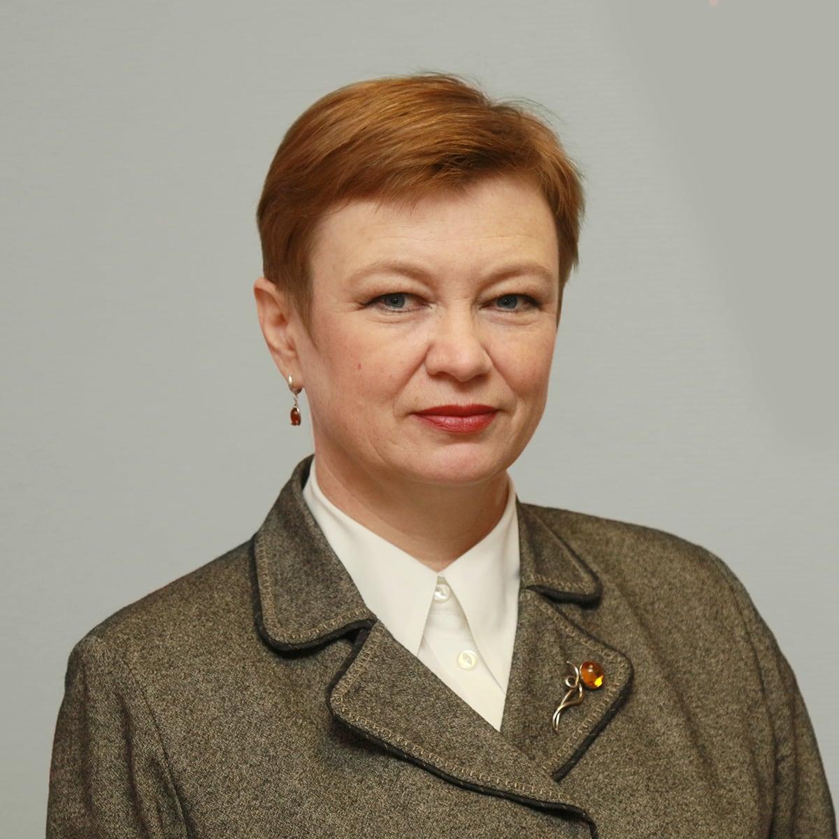 Бушуева Лилия Юрьевна
