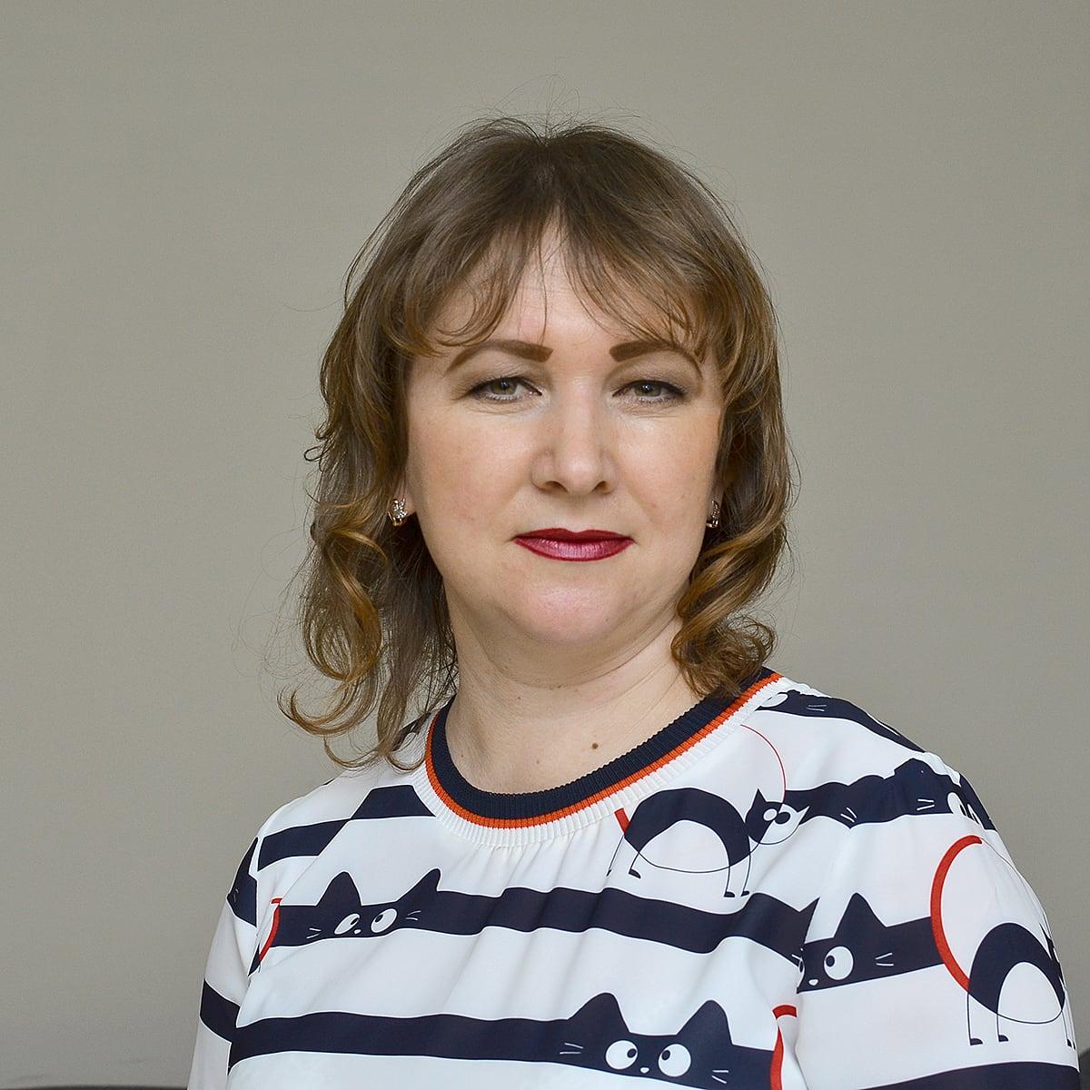 Фокина Ольга Владимировна