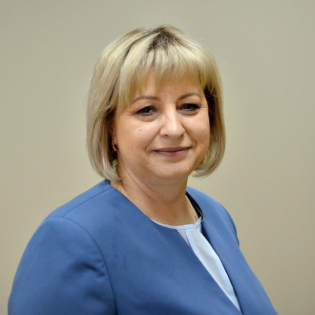 Полякова Светлана Ермолаевна
