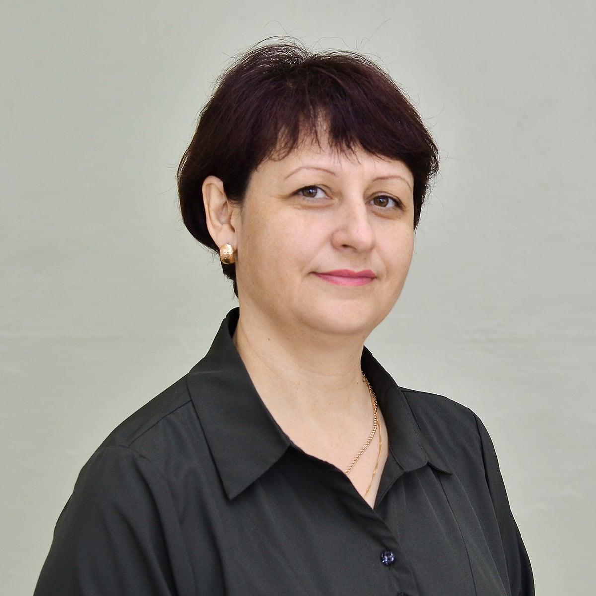 Шлотгауэр Светлана Николаевна