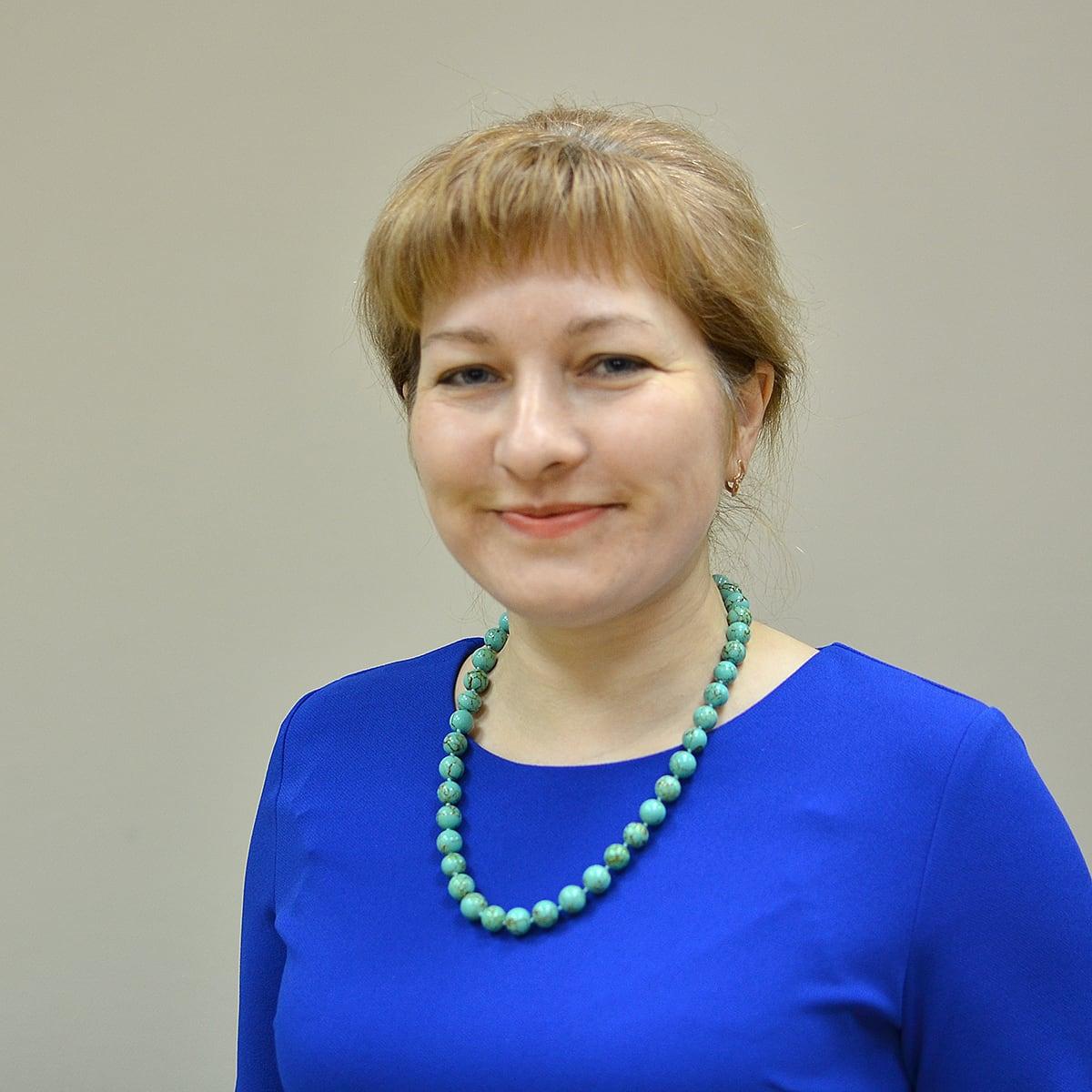Дмитриенко Вера Юрьевна