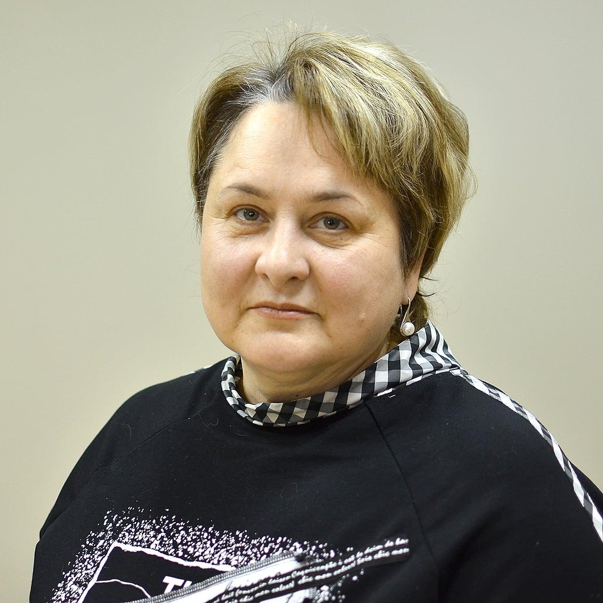 Ральникова Ирина Николаевна