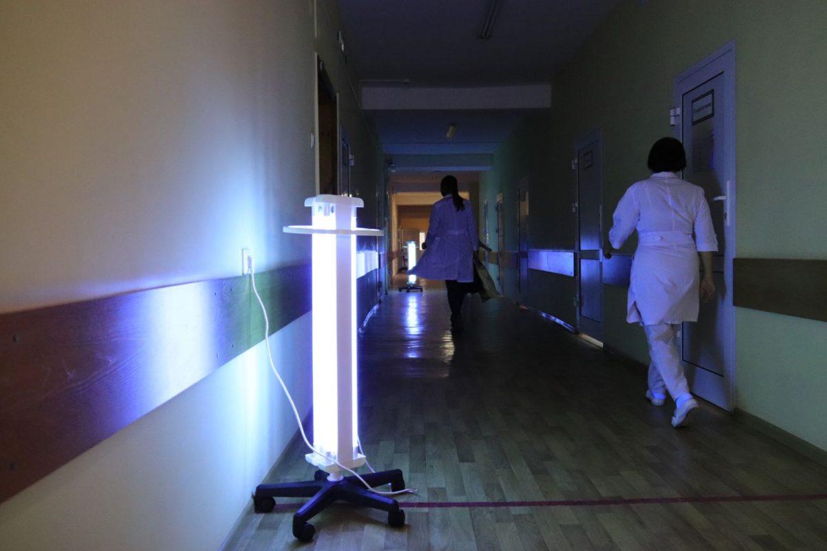 Помощь медицинским учреждениям